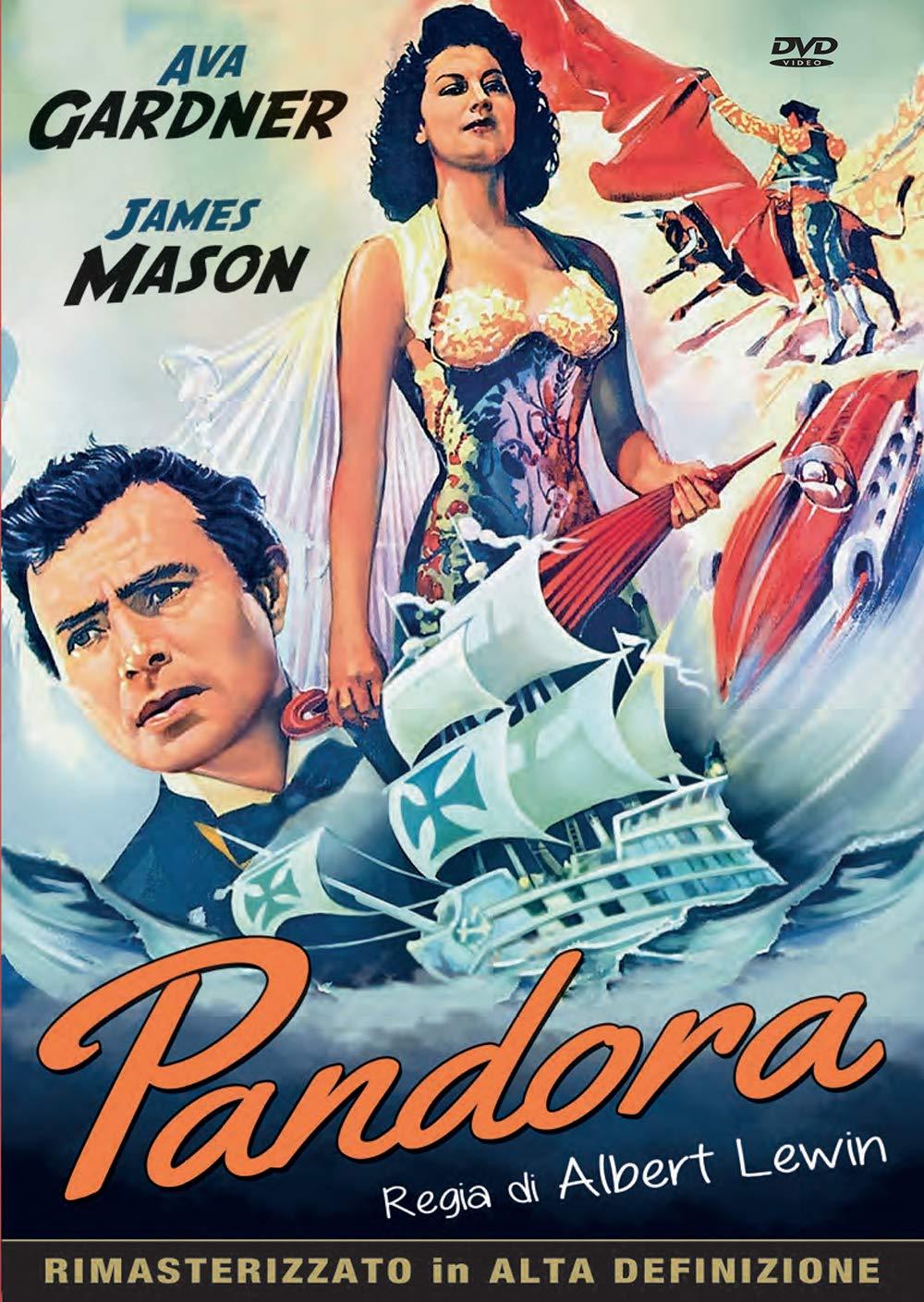 PANDORA (DVD)