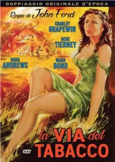 LA VIA DEL TABACCO (DVD)