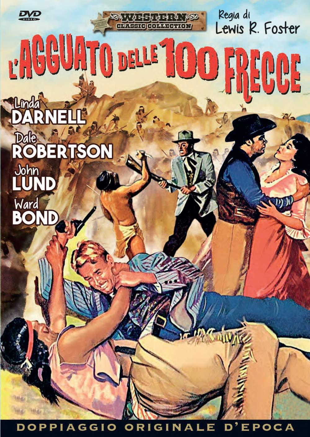 L'AGGUATO DELLE CENTO FRECCE (DVD)