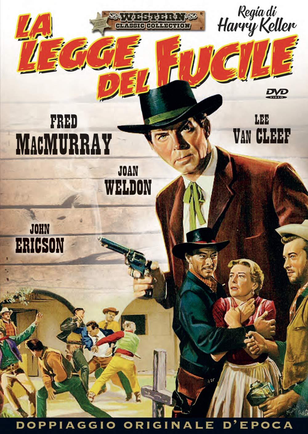 LA LEGGE DEL FUCILE (DVD)