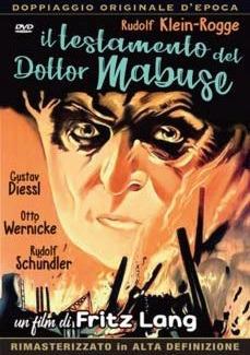 IL TESTAMENTO DEL DR. MABUSE (DVD)