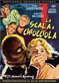 LA SCALA A CHIOCCIOLA (DVD)