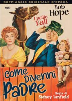 COME DIVENNI PADRE (DVD)