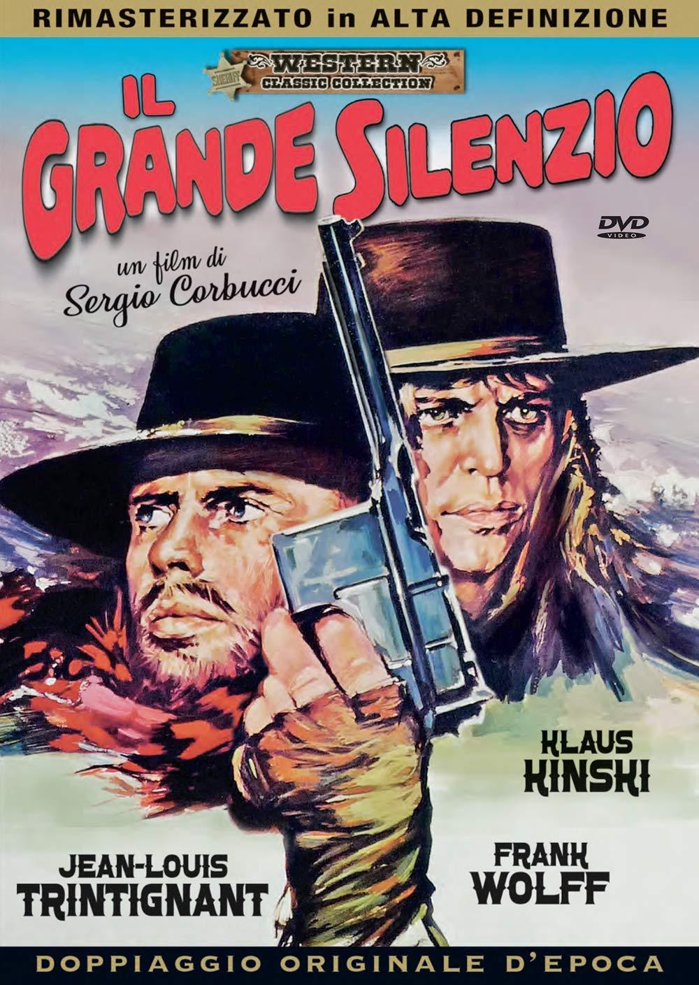 IL GRANDE SILENZIO (DVD)