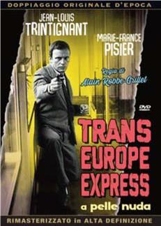TRANS EUROPE EXPRESS (DVD)