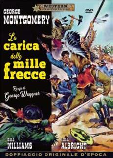 LA CARICA DELLE MILLE FRECCE (DVD)