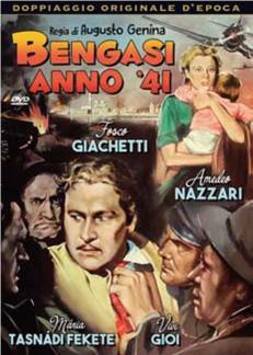 BENGASI ANNO 41 (DVD)