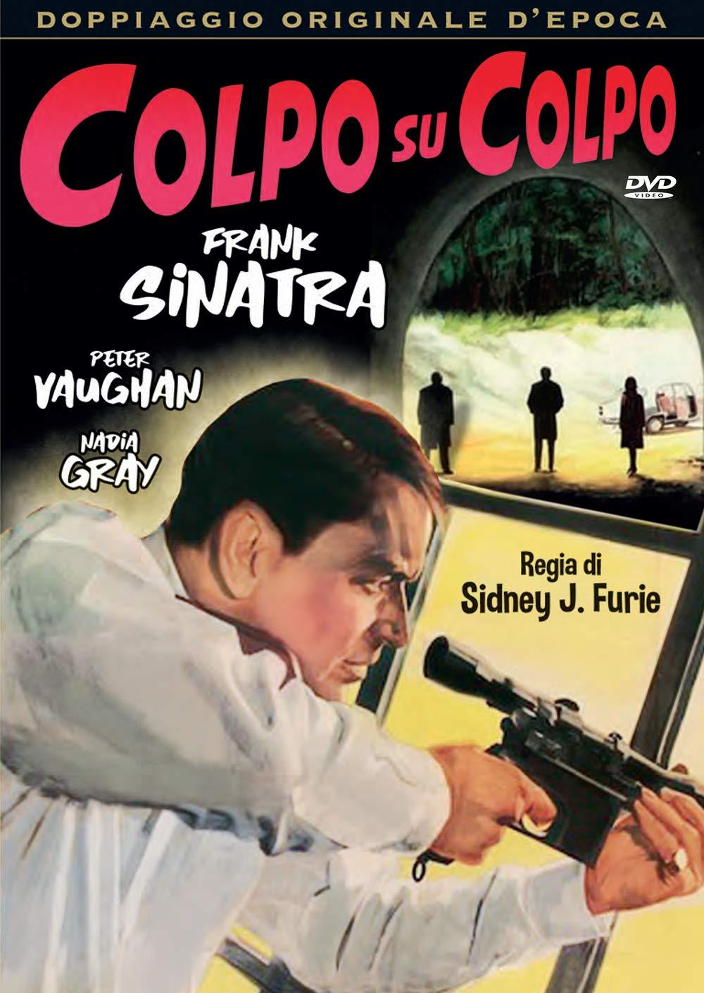 COLPO SU COLPO (DVD)