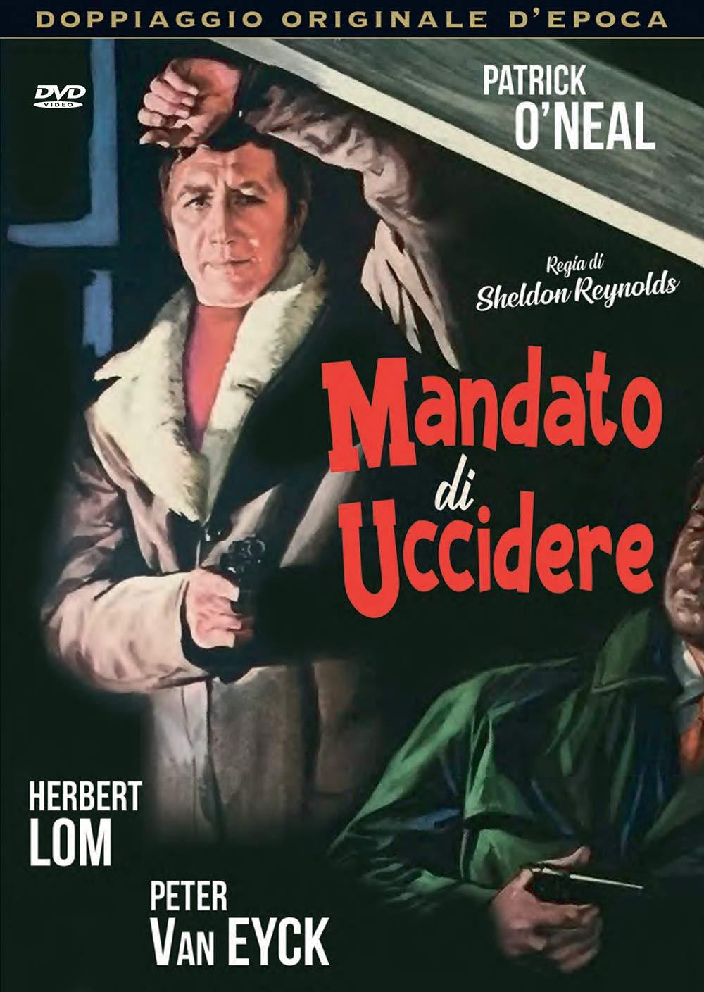 MANDATO DI UCCIDERE (DVD)