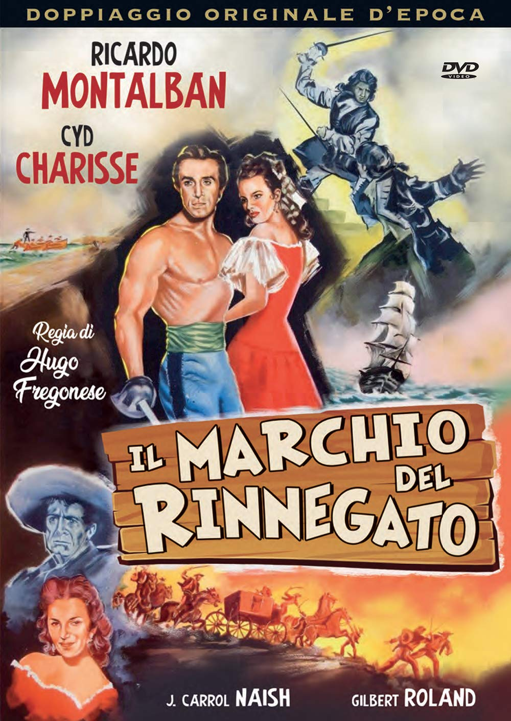 IL MARCHIO DEL RINNEGATO (DVD)