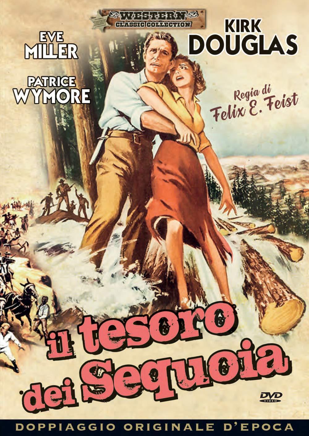 IL TESORO DEI SEQUOIA (DVD)