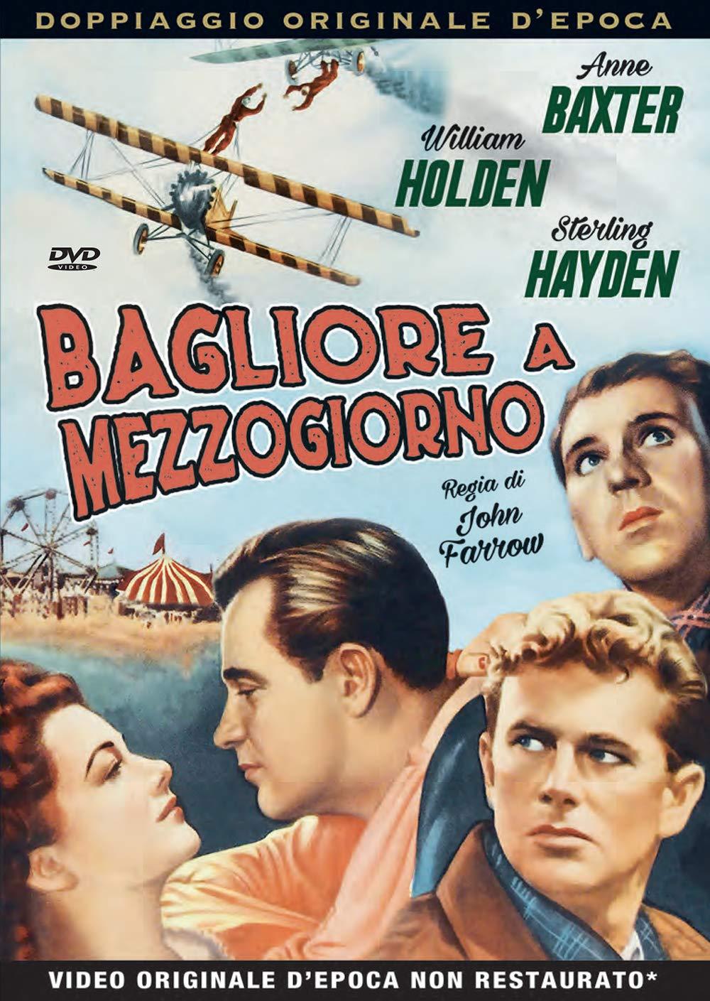 BAGLIORE A MEZZOGIORNO (DVD)