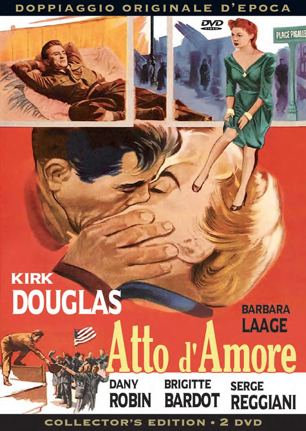 ATTO D'AMORE (2 DVD) (DVD)