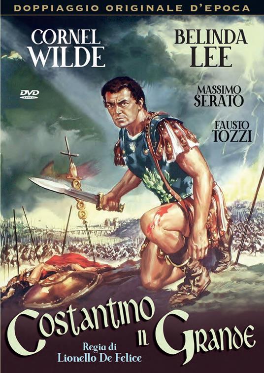 COSTANTINO IL GRANDE (DVD)