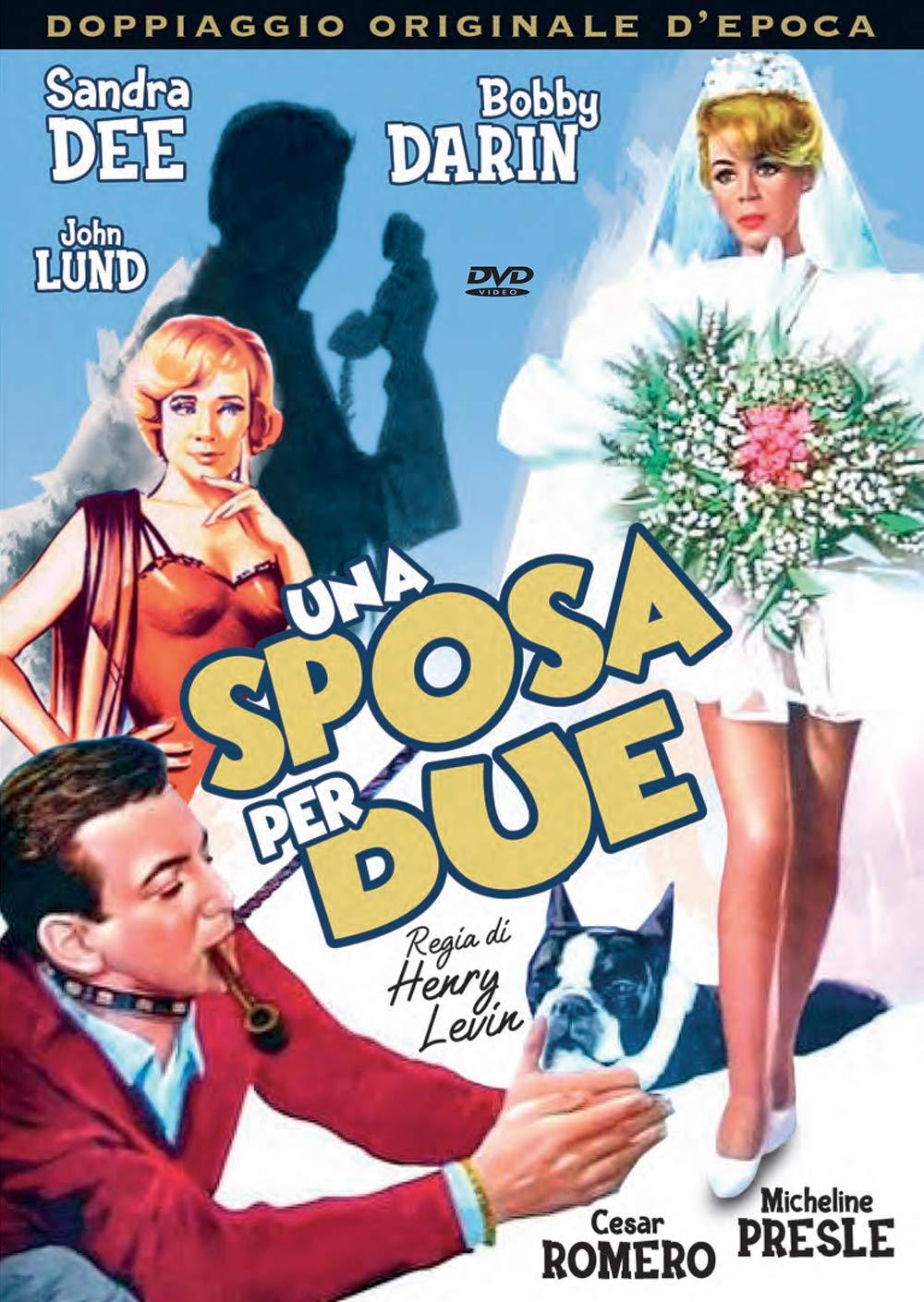 UNA SPOSA PER DUE (DVD)