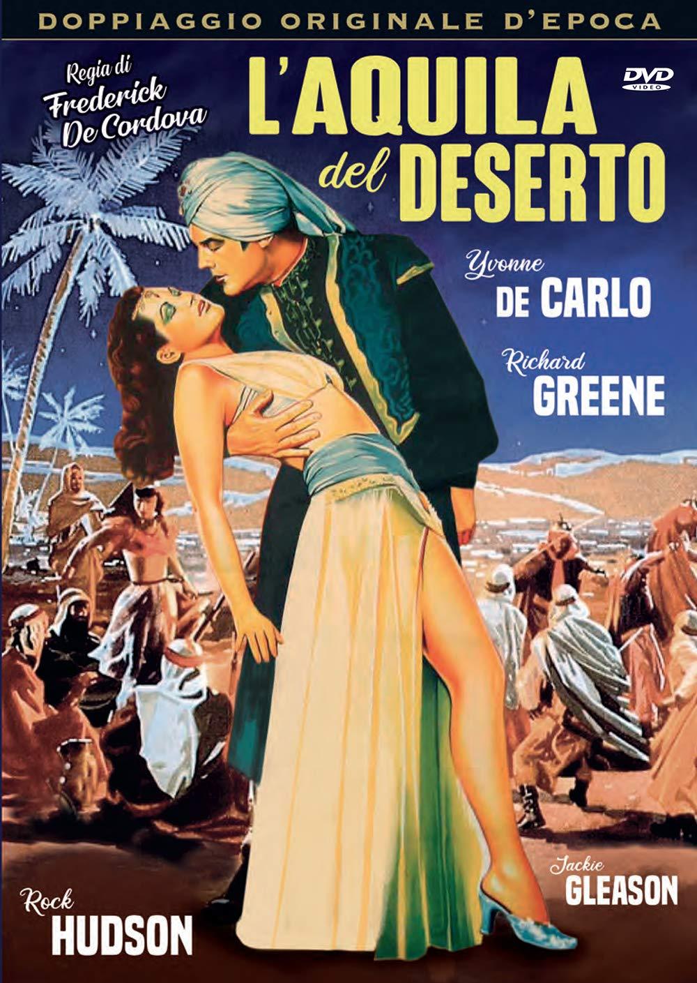 L'AQUILA DEL DESERTO (DVD)