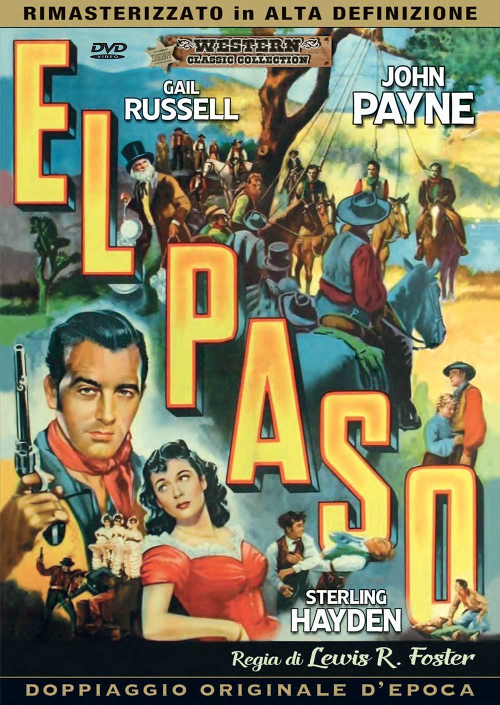 EL PASO (DVD)