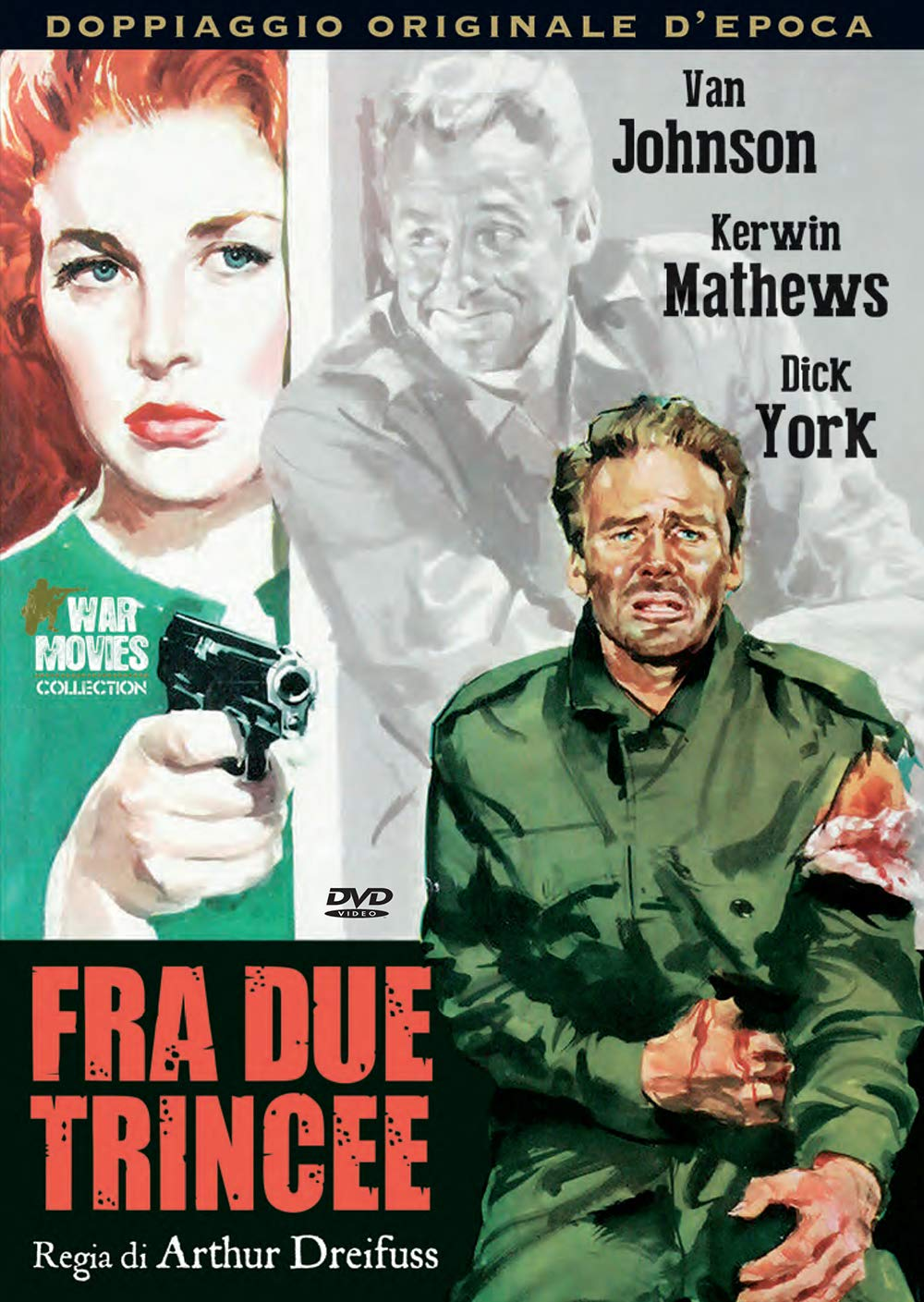 FRA DUE TRINCEE (DVD)