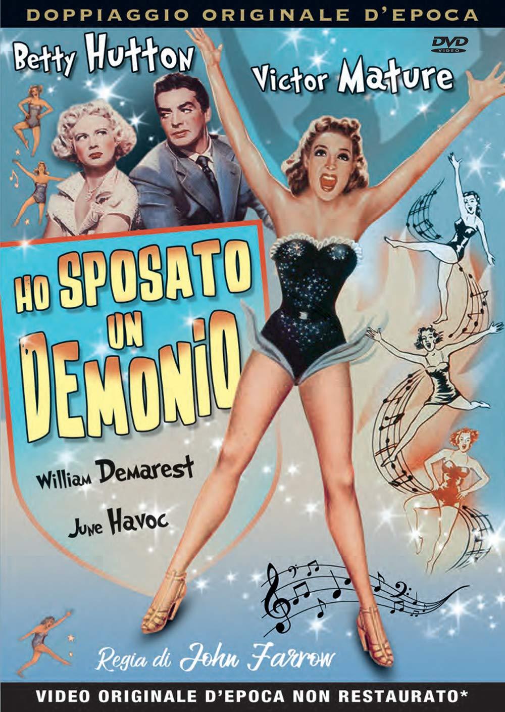 HO SPOSATO UN DEMONIO (DVD)