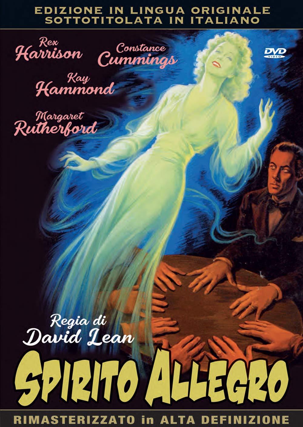SPIRITO ALLEGRO (DVD)