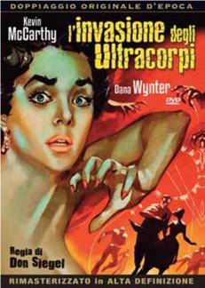 L'INVASIONE DEGLI ULTRACORPI (DVD)