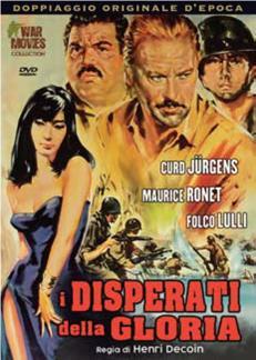 I DISPERATI DELLA GLORIA (DVD)
