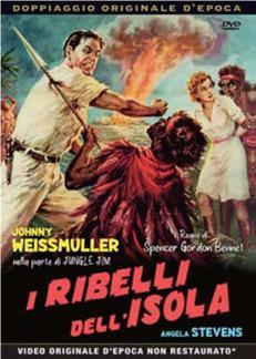 I RIBELLI DELL'ISOLA (DVD)