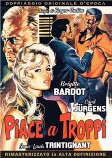 PIACE A TROPPI (DVD)