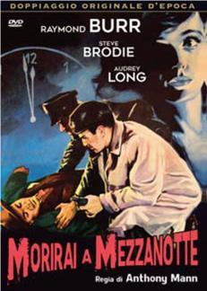 MORIRAI A MEZZANOTTE (DVD)