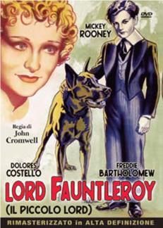 LORD FAUNTLEROY - IL PICCOLO LORD (DVD)