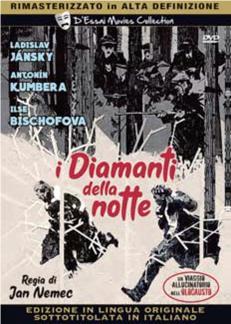 I DIAMANTI DELLA NOTTE - CECOSLOVACCO (DVD)