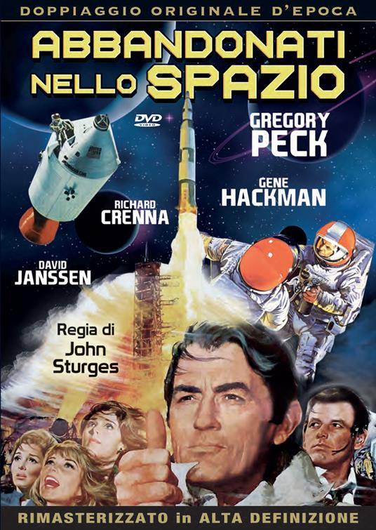 ABBANDONATI NELLO SPAZIO (DVD)