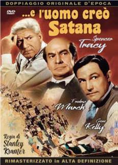 E L'UOMO CREO SATANA (DVD)