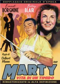MARTY - VITA DI UN TIMIDO (DVD)
