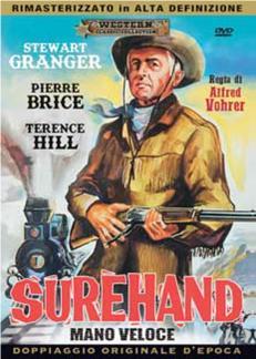 SUREHAND - MANO VELOCE (DVD)