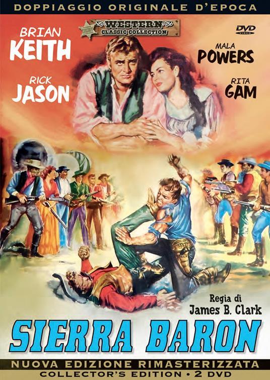 SIERRA BARON - 2DVD (DVD)