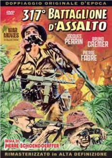 317 BATTAGLIONE D'ASSALTO (DVD)