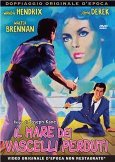 IL MARE DEI VASCELLI PERDUTI (DVD)