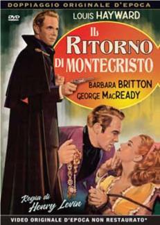 IL RITORNO DI MONTECRISTO (DVD)