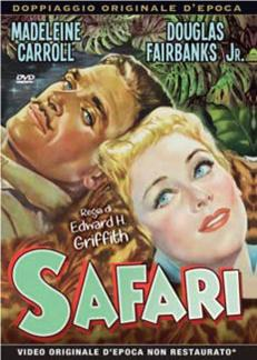 SAFARI (DVD)