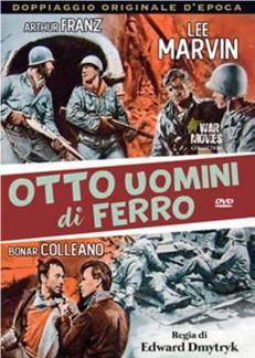 OTTO UOMINI DI FERRO (DVD)