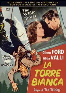 LA TORRE BIANCA - AUDIO INGLESE (DVD)