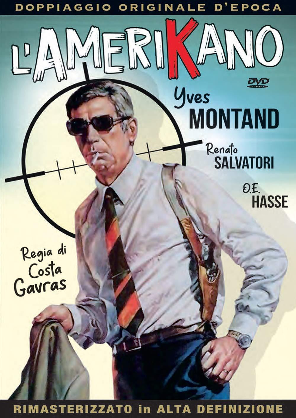 L'AMERIKANO (DVD)