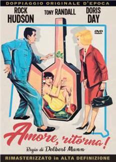 AMORE RITORNA (DVD)