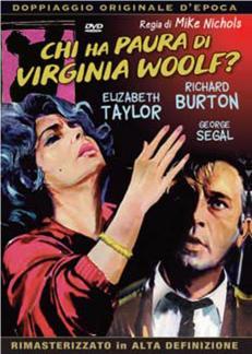 CHI HA PAURA DI VIRGINIA WOOLF? (DVD)