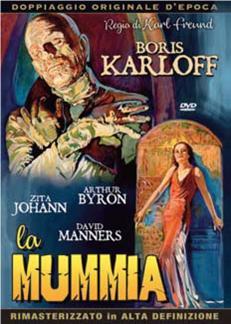 LA MUMMIA - 1932 (DVD)