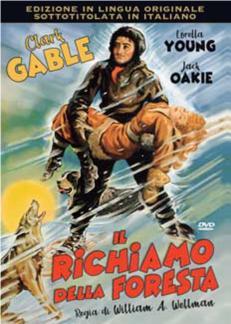IL RICHIAMO DELLA FORESTA - AUDIO INGLESE (DVD)