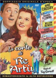 LA CORTE DI RE ARTU' (DVD)