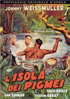 L'ISOLA DEI PIGMEI (DVD)