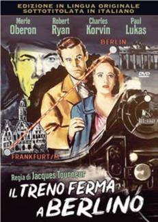 IL TRENO FERMA A BERLINO - AUDIO INGLESE (DVD)